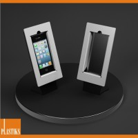 Espositore per IPhone 5 bicolore